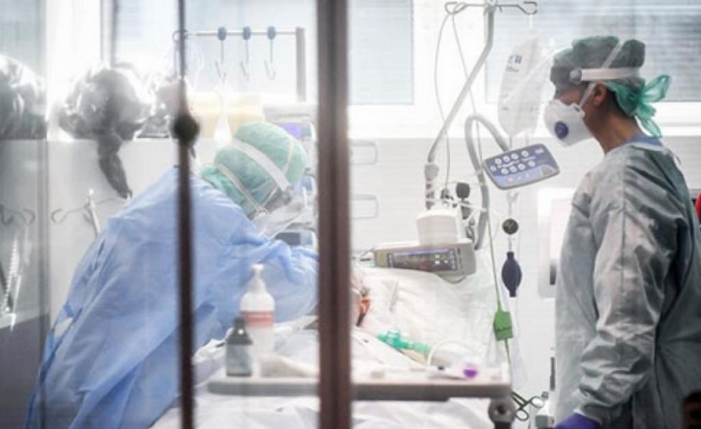 Эпидемия пневмонии на средней Волге, в Тольятти врачи обеспокоены ростом заболевших