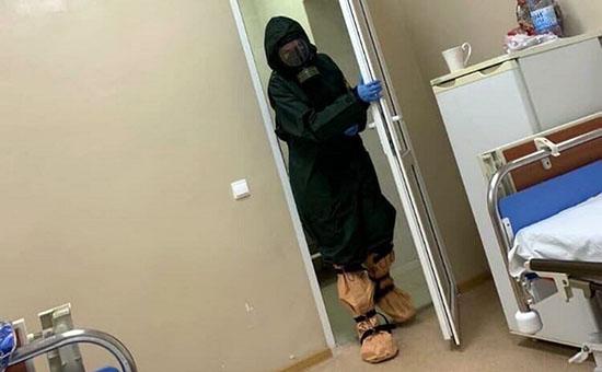 Ситуация с коронавирусом в Саранске