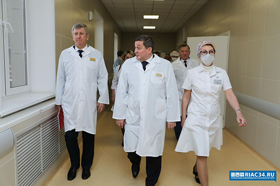 Есть ли в Волгограде тест системы для диагностики коронавируса