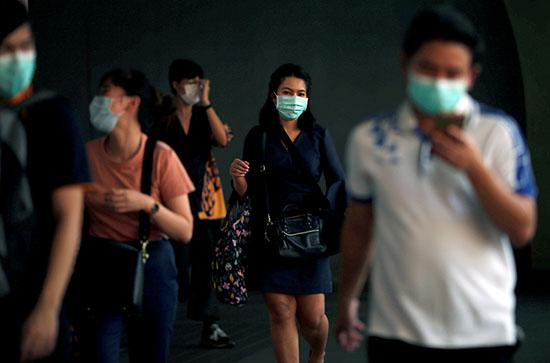 Ситуация с коронавирусом в Гуанчжоу
