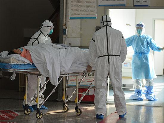 Пути передачи нового коронавируса из Китая