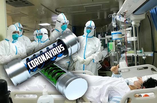 Третья мировая уже идет: коронавирус это новое биологическое оружие