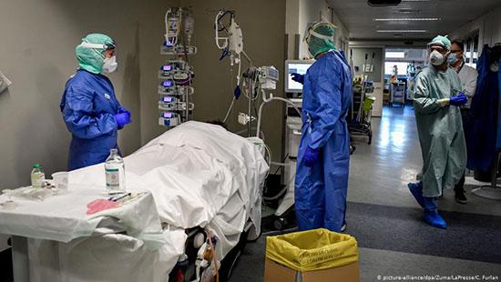 Коронавирус полностью изменил жизнь в Европе