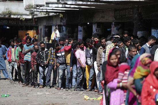 Ситуация с коронавирусом в Индии