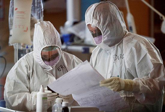 Ситуация с коронавирусом в Италии