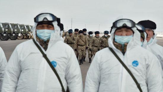Ситуация в Казахстане с новым коронавирусом