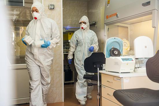 Ситуация с коронавирусом в Ярославле