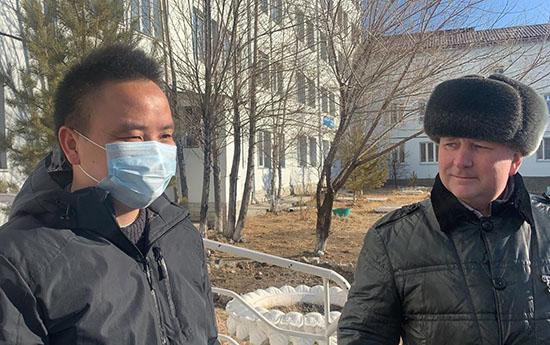 Ситуация с коронавирусом в Забайкальском крае