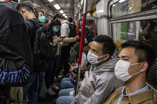 Есть ли из за коронавируса паника в Китае