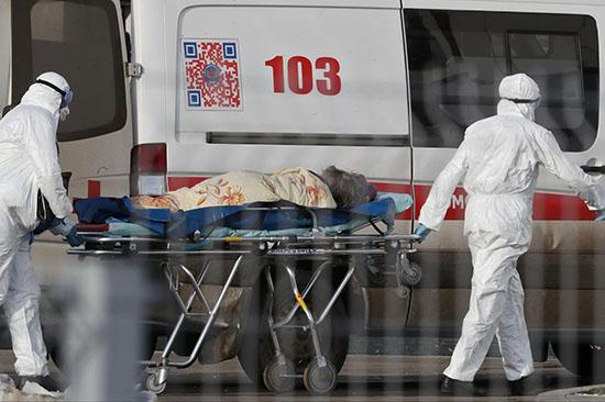 Начало пандемии: первый случай заболевания коронавирусом в Китае