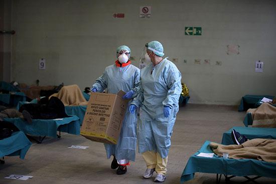 Число погибших от коронавируса в России