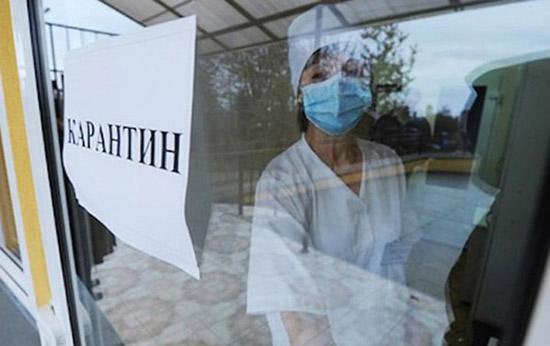 Белгород в условиях карантина по коронавирусу