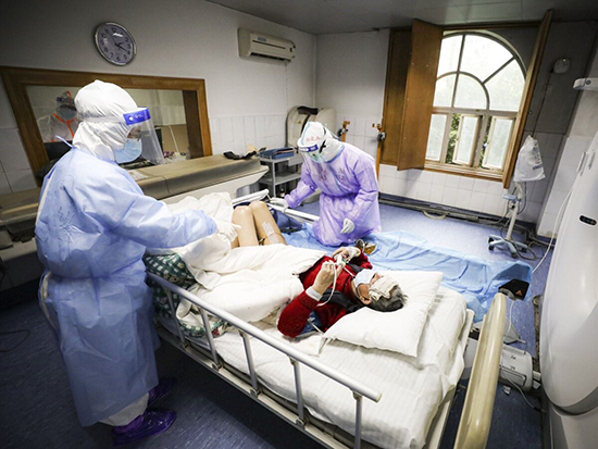 Ситуация в Кисловодске в связи с коронавирусом