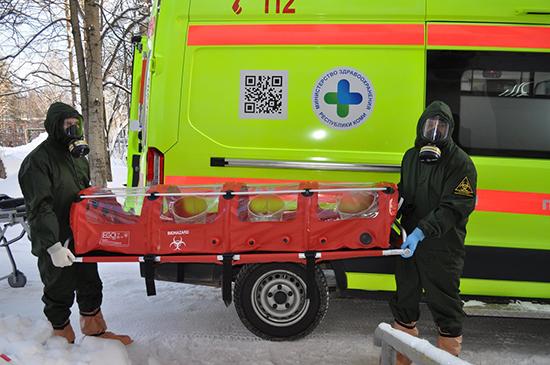 Обстановка в Сыктывкаре в связи с коронавирусом