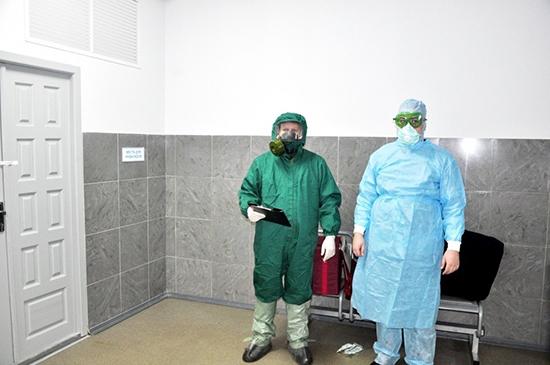 Что происходит в Химках на карантине по коронавирусу