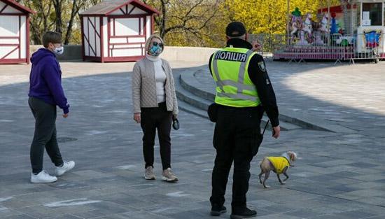 Когда закончится карантин в Киеве?
