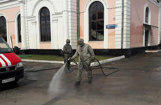 Как живет Ярославль в условиях коронавируса