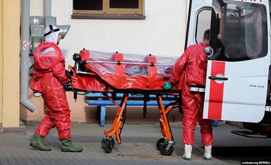 Коронавирус в Гомеле: динамика, прогнозы, пик заболеваемости