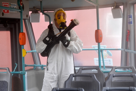 Ситуация в Иваново в связи с епидемией коронавируса