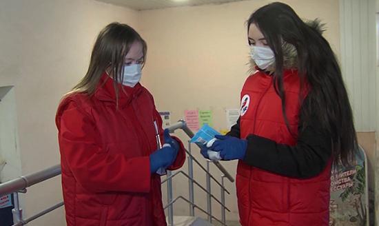 Развитие ситуации с коронавирусом в городе Йошкар Ола