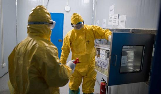 Ситуация в Нахабино из за коронавируса