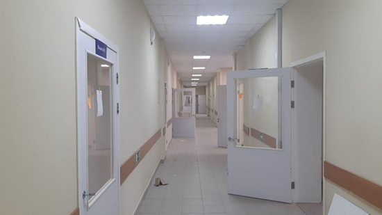 Борьба Одинцово с коронавирусом