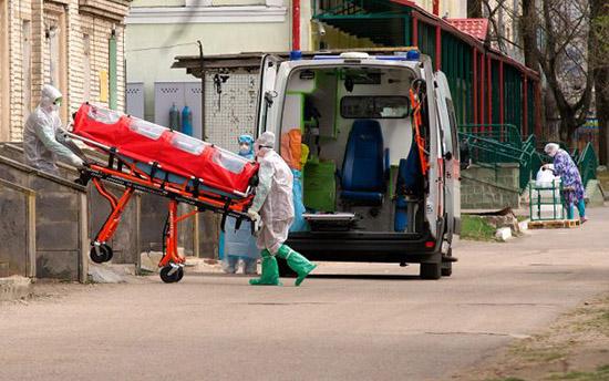В Витебске коронавирус переходит запретные рубежи